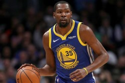 Kevin Durant Says Nobody On Warriors Pressured Him To Play In Nba Finals