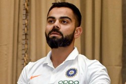 Kohli Defends India S Playing Xi Selection For The First Test Against West Indies