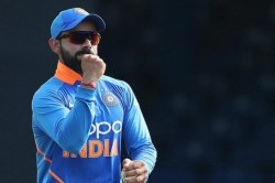 Kohli And The Reunion With Hundreds India West Indies Odi