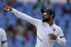 India Vs West Indies Virat Kohli Surpasses Ganguly Equals Dhoni Bumrah Sets Asian Record