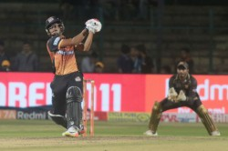 Kpl 2019 Hubli Tigers Decimate Shivamogga Lions To Progress To Qualifier
