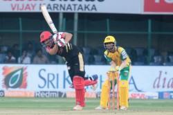 Kpl 2019 Belagavi Panthers Qualify After Putting Away Bijapur Bulls