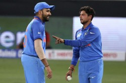 India Vs West Indies Rohit Sharma Kuldeep Yadav Eye Big Personal Milestones 3rd Odi