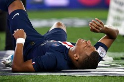 Psg 4 0 Toulouse Kylian Mbappe Edinson Cavani Injured