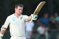 Tom Latham Century New Zealand Sri Lanka Second Test Dhananjaya De Silva Hundred