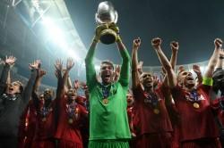 Liverpool Barcelona Ac Milan Uefa Super Cup
