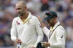 Ashes 2019 Lyon Will Be Under Pressure Says Thorpe England V Australia