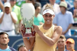Madison Keys Digs Deep Western And Southern Open Title Svetlana Kuznetsova