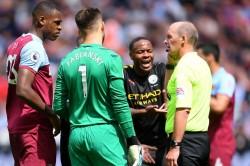Var No Goal Man City S Jesus Lands Unwanted Premier League Firt