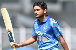 Pandey Iyer To Share India A Captaincy For Series Against South Africa A