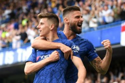 Chelsea 1 1 Leicester City Mount Hits The Heights Before Foxes Bite Back
