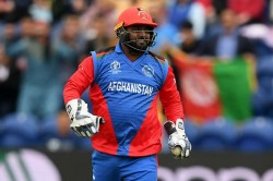 Shahzad S Contract Suspended For An Indefinite Period By Afghanistan Cricket Board