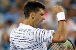Djokovic Pouille Cincinnati Western And Southern Open Atp Masters