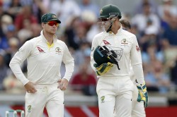 Ashes 2019 Tim Paine Concussion Will Not Change Steve Smith Australia Third Test