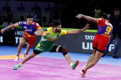 Pro Kabaddi League 2019 Pardeep And Neeraj Power Patna Pirates To Victory Over Up Yodhha