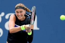 Us Open Petra Kvitova Rushed Injury Recovery