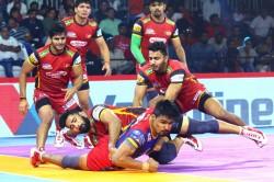 Pkl 2019 Disciplined Up Yoddha Edge Bengaluru Bulls