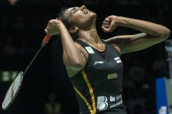 Sporting Fraternity Hails Sindhu S Historic World C Ships Gold
