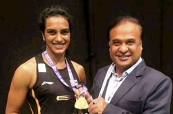 Sindhu Is First Indian To Win Badminton World Championships Title