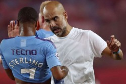Guardiola Tips Sterling 30 Goals Manchester City