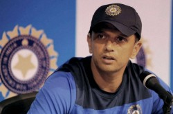 Dravid Gets Conflict Of Interest Notice From Bcci Ethics Officer