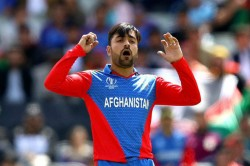 Rashid Khan To Captain Afghanistan In Bangladesh
