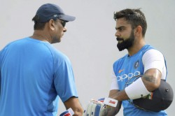Ravi Shastri Retained As India Coach A Timeline Of His Stint As Coach