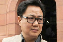 Kiren Rijiju Welcomes Bcci Decision To Come Under Nada Ambit