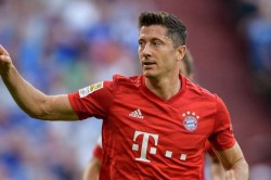 Bayern Munich Schalke Bundesliga Report Robert Lewandowski