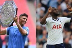 Big Match Focus Manchester City Tottenham Premier League Rodri Ndombele