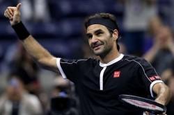 Us Open 2019 Roger Federer Scare Sumit Nagal