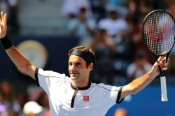 Us Open 2019 Federer Sweeps Aside Evans And Into Fourth Round