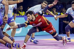 Pkl 2019 Defending Champions Bengaluru Bulls Begin Their Home Leg Against Gujarat Fortunegiants
