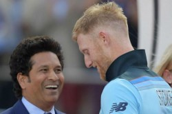 Icc Faces Ire Of Sachin Tendulkar S Fans For Calling Ben Stokes Greatest Cricketer Of All Time