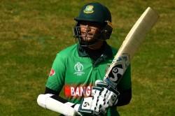Shakib Al Hasan Not Interested Prepared Bangladesh Test T20i Captain