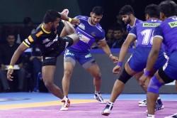 Pkl 2019 Siddharth Desai Guides Telugu Titans To Easy Win Over Haryana Steelers