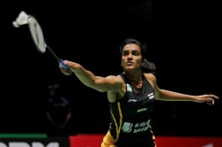 All England Championship Sindhu Advances Saina Srikanth Crash Out