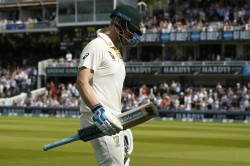 Steve Smith Boos Lords Ashes Foul Australia Prime Minister