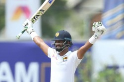 Sri Lanka Vs New Zealand 1st Test Karunaratne Guides Hosts To Six Wicket Victory