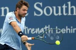 Wawrinka Dimitrov Western And Southern Open Djokovic Federer Cincinnati Atp