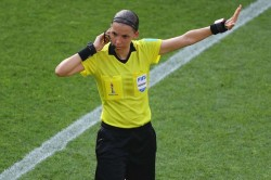 Stephanie Frappart Klopp Lampard Welcome Female Referee Uefa Super Cup