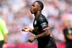 Premier League Review Sterling Hat Trick Gives Man City Stunning Start Burnley Brighton Impress