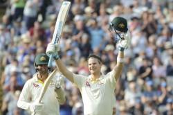 Steve Smith Nathan Lyon Make Gains In Test Rankings After Edgbaston Exploits