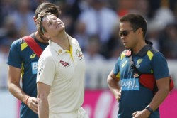 Cricket Australia Defends Doctor In Smith S Concussion Call