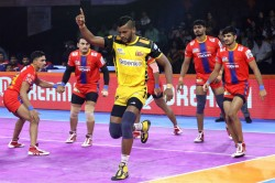 Pro Kabaddi League 2019 Up Yoddha Telugu Titans Play Out A Thrilling Tie