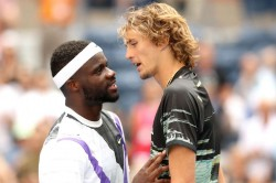 Us Open 2019 Nadal Through In Walkover As Tiafoe Endures More Five Set Torment