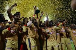 Tnpl 2019 Chepauk Super Gillies Win Title In Style