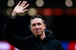 Diego Simeone Lauds Fernando Torres Retirement Atletico Madrid Sagan Tosu