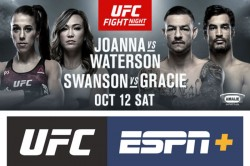 Ufc Returns To Tampa With A Pivotal Women S Strawweight Headliner