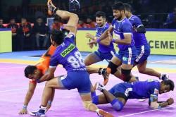 Pkl 2019 Haryana Steelers Notch Up A Fighting Victory Over U Mumba